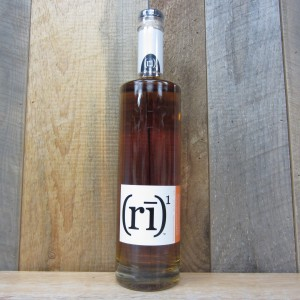 RI 1 RYE WHISKEY 750ML