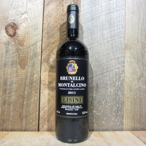 LISINI BRUNELLO DI MONTALCINO 2011 750ML