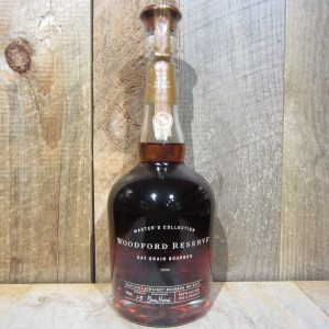 WOODFORD MASTERS COLLECTION OAT GRAIN 750ML