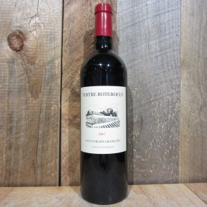 TERTRE ROTEBOEUF ST EMILION GRAND CRU 2011 750ML