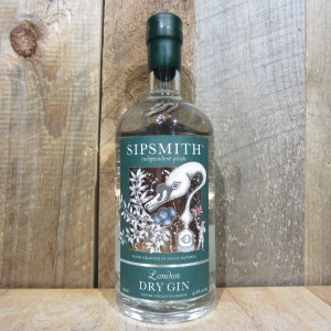 Sipsmith London Dry Gin 750ml