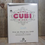 MAISON CUBI ROSE BOX 3L