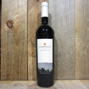 CHAPPELLET MOUNTAIN CUVEE 2017 750ML