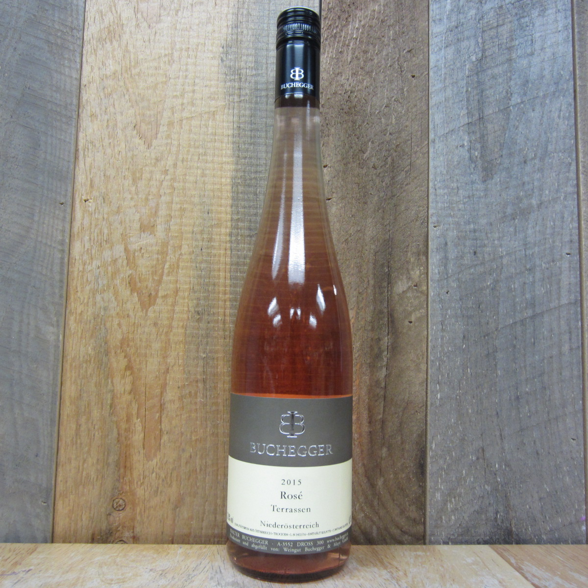 Buchegger Terrassen Pinot Noir Rose 2018 750ml