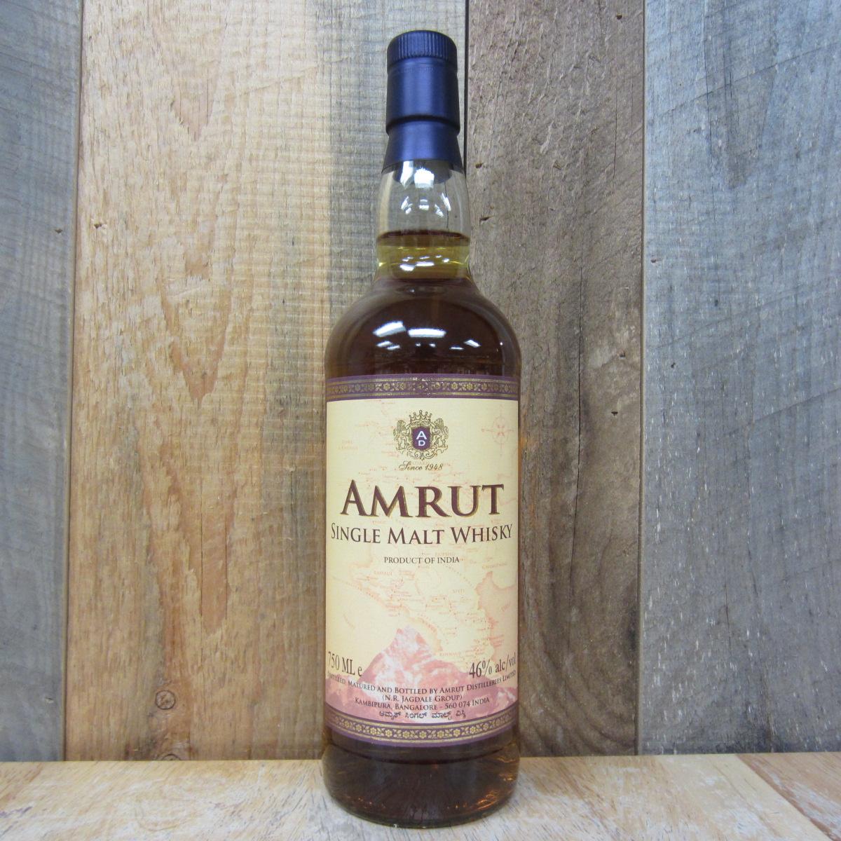 Amrut Single Malt 750ml