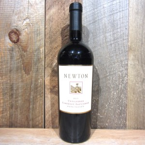 NEWTON CABERNET SAUVIGNON UNFILTERED 750ML