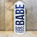 BABE ROSE WITH BUBBLES (CAN) 250ML