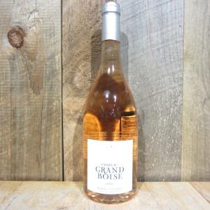 Ch Grand Boise Saint Victoire Cotes de Provence Rose 2015 50ml