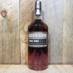 AUCHENTOSHAN THREE WOOD SINGLE MALT SCOTCH 750ML