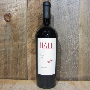 HALL MERLOT NAPA VALLEY 2013 750ML