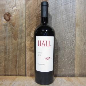 Hall Merlot Napa Valley 2013 750ml