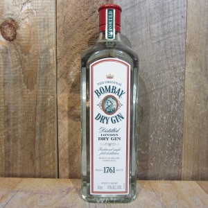 BOMBAY GIN 1L