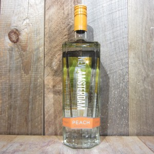 NEW AMSTERDAM PEACH VODKA 1L