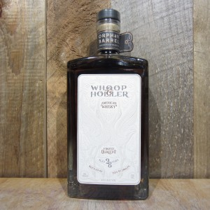 WHOOP AND HOLLER ORPHAN BARREL WHISKEY 28YR 750ML