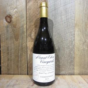 Mount Eden Santa Cruz Estate Chardonnay 2013 750ml