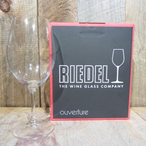 RIEDEL OUVERTURE RED WINE 2 GLASS SET