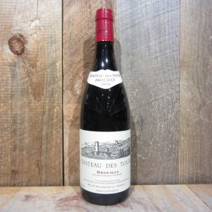 CHATEAU DES TOURS BROUILLY 2017 750ML