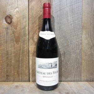 CHATEAU DES TOURS BROUILLY 2018 750ML