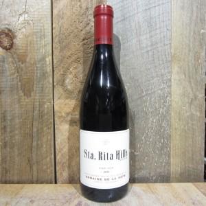 "Domaine de La Cote ""santa Rita Hills"" Pinot Noir 2013 750ml"