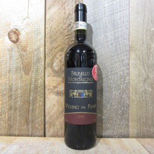 MOLINO DEL PIANO BRUNELLO DI MONTALCINO 2012 750ML