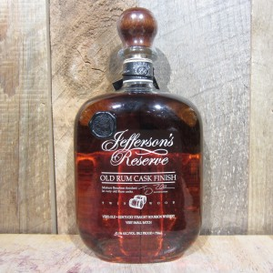 JEFFERSONS RESERVE OLD RUM CASK 750ML