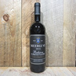 MEERLUST RUBICON 2014 750ML