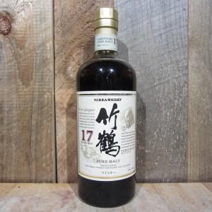 Nikka Whiskey Pm Taketsuru 17 yr 750ml