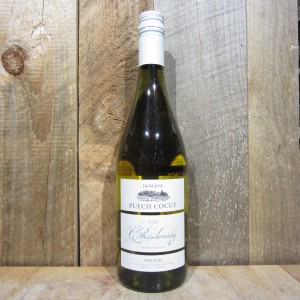 Puech Cocut Vin de Pays Chardonnay 750ml