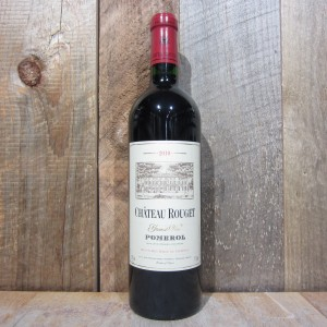 CHATEAU ROUGET POMEROL 2010 750ML