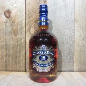 CHIVAS REGAL 18 YR 1L