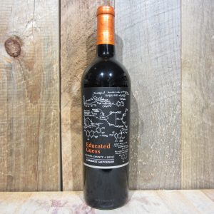EDUCATED GUESS CABERNET SAUVIGNON 750ML