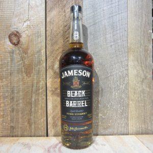 JAMESON BLACK BARREL 750ML