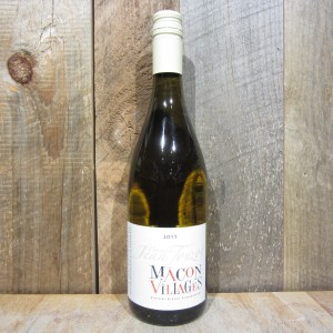 JEAN TOUZOT MACON VILLAGES 2015 750ML
