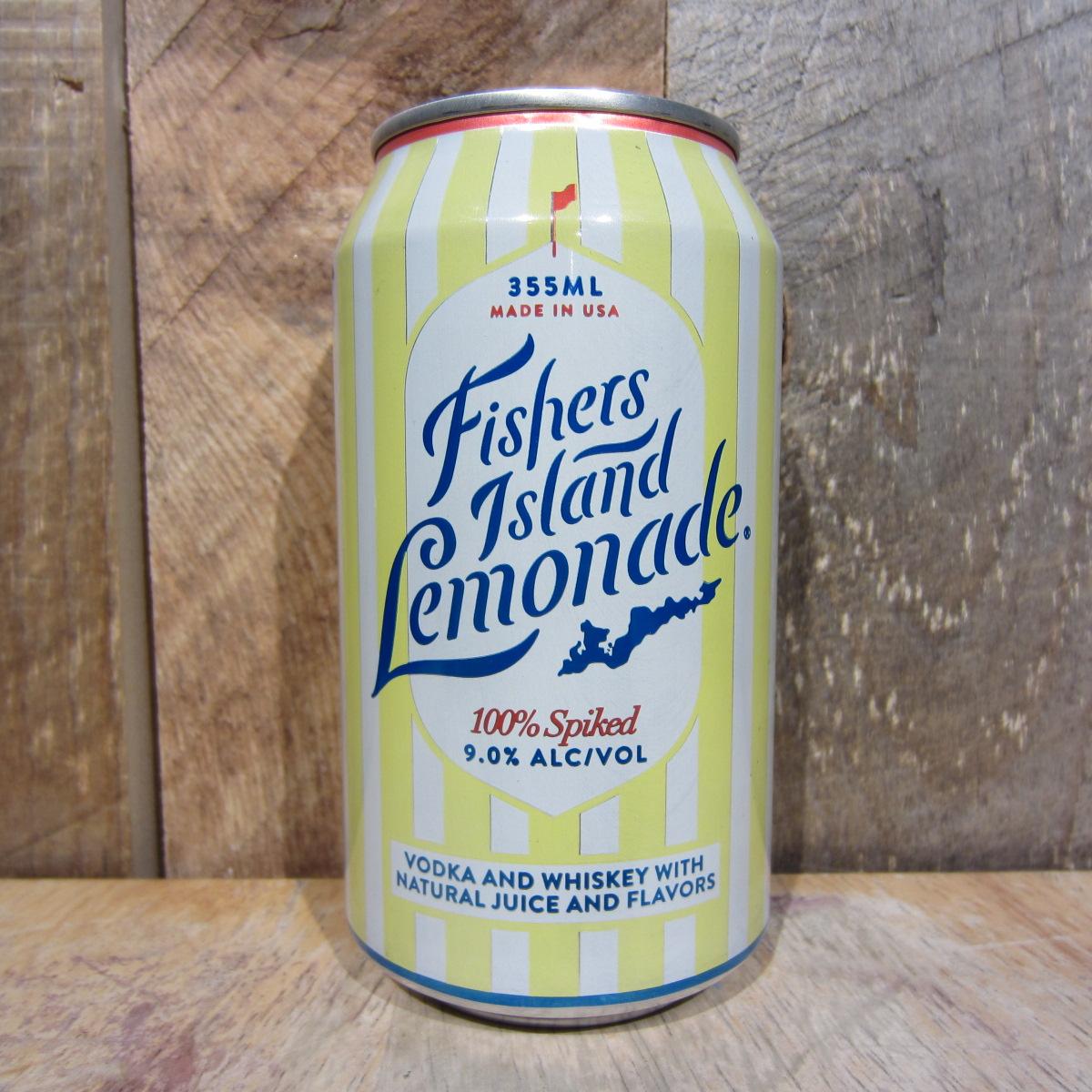 Fishers Island Lemonade 375ml (Can)