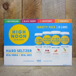 High Noon Hard Seltzer Variety Pack (8-Pack)