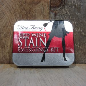 WINE AWAY RED STAIN EMERGENCY KIT