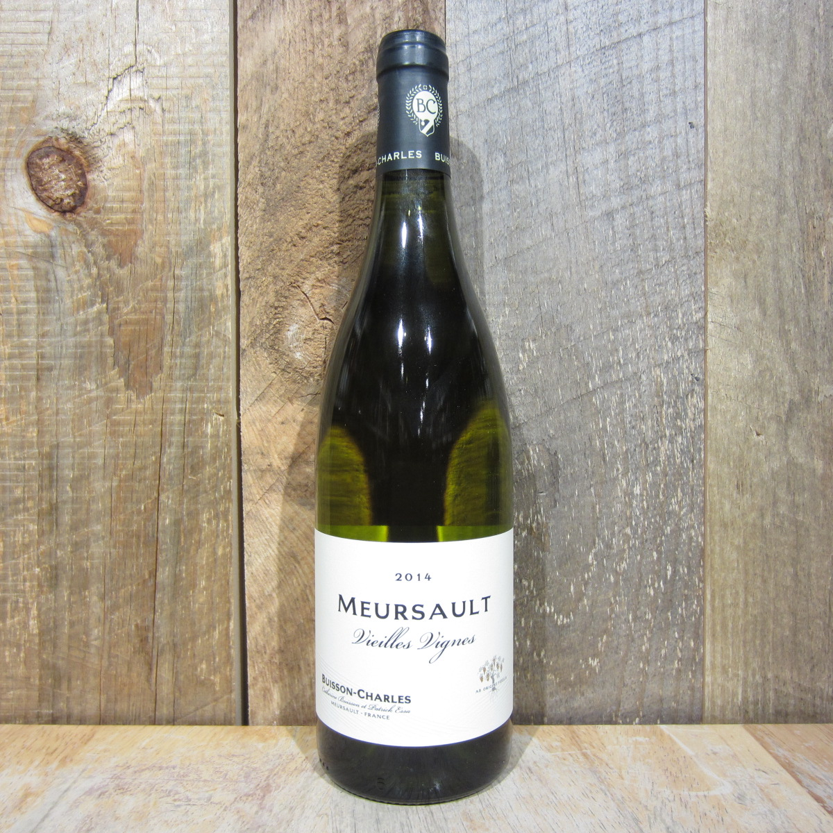 Charles Buisson Meursault Vieilles Vignes 2014 750ml