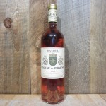 CHATEAU DE PIBARNON BANDOL ROSE 2017 750ML