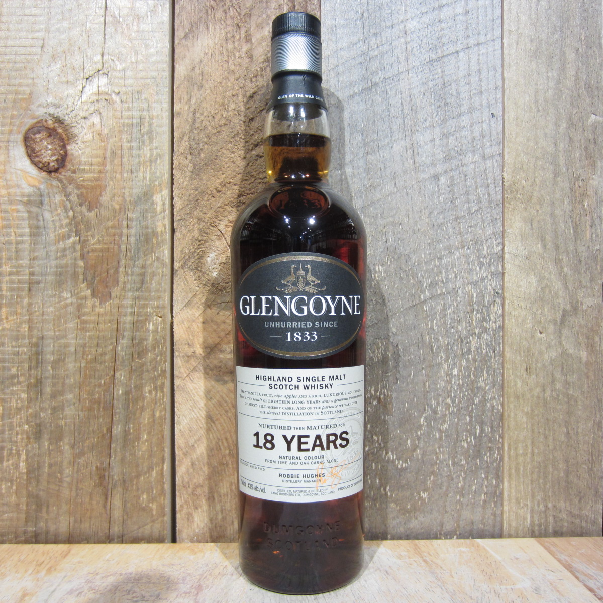 Glengoyne 18yr 750ml