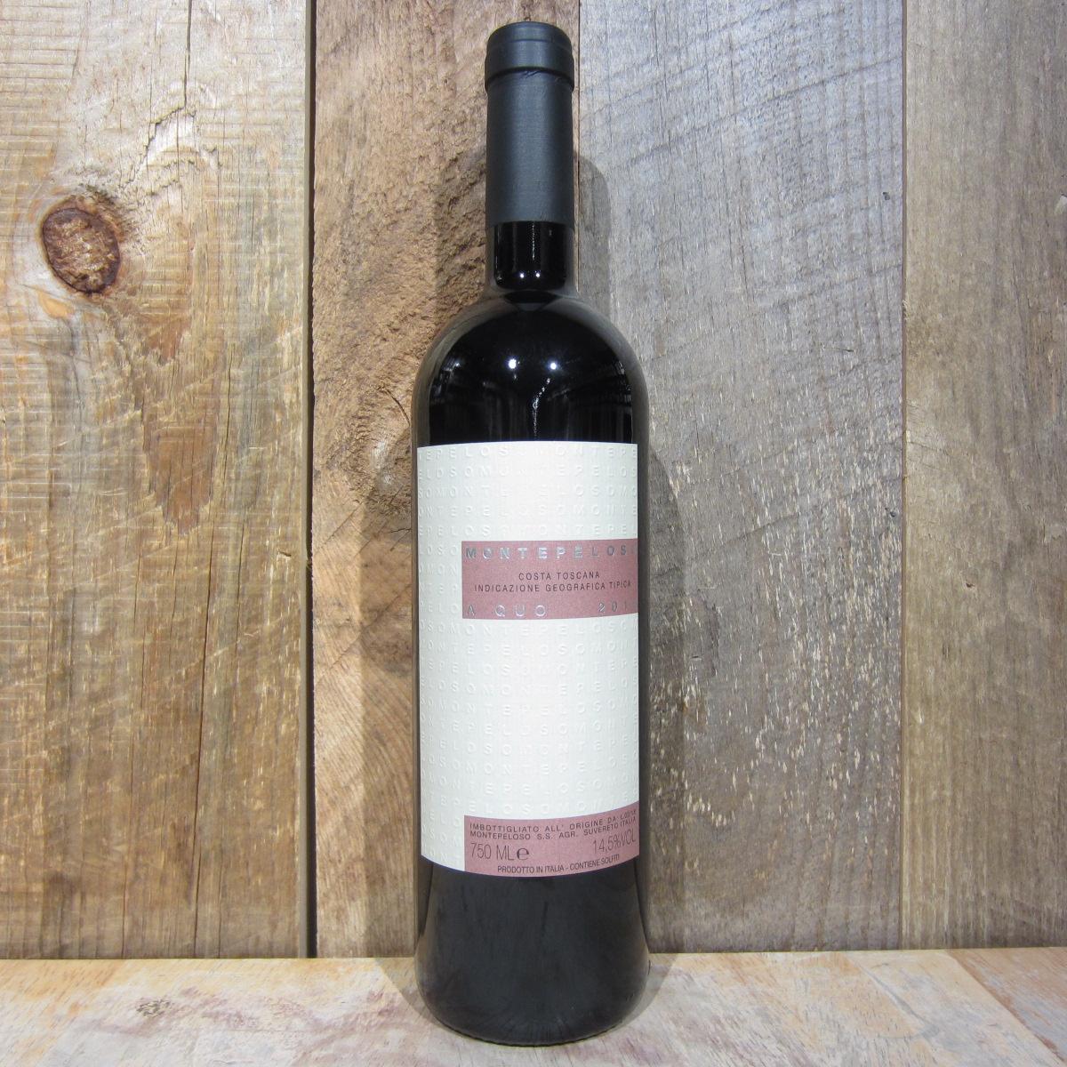 Montepeloso A Quo Toscana 2019 750ml