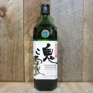SUPER DEMON SLAYER WAKATAKE ONIKOROSHI JUNMAI DAIGINJO 720ML