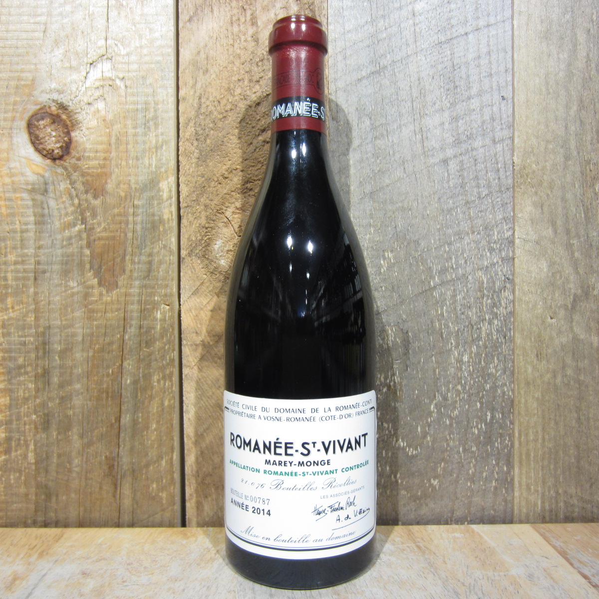 Domaine de La Romanee Conti Romanee Saint Vivant 2016 750ml