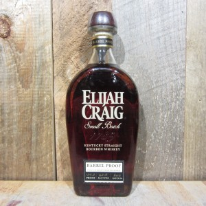 ELIJAH CRAIG BOURBON BARREL PROOF 12YR 124.2 750ML