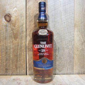 GLENLIVET 18 YR 750ML