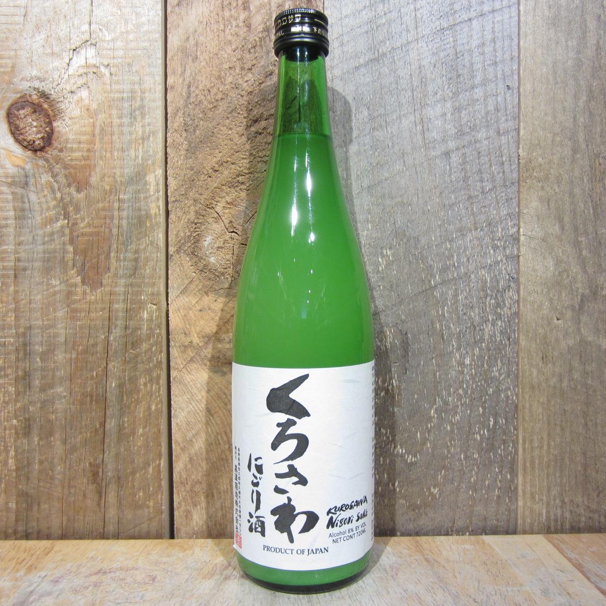 Kurosawa Nigori 720ml