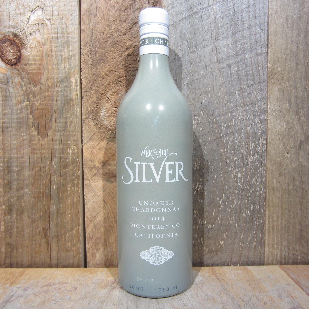 Mer Soleil Silver Unoaked Chardonnay 750ml