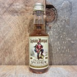 CAPTAIN MORGAN SPICED RUM 50ML
