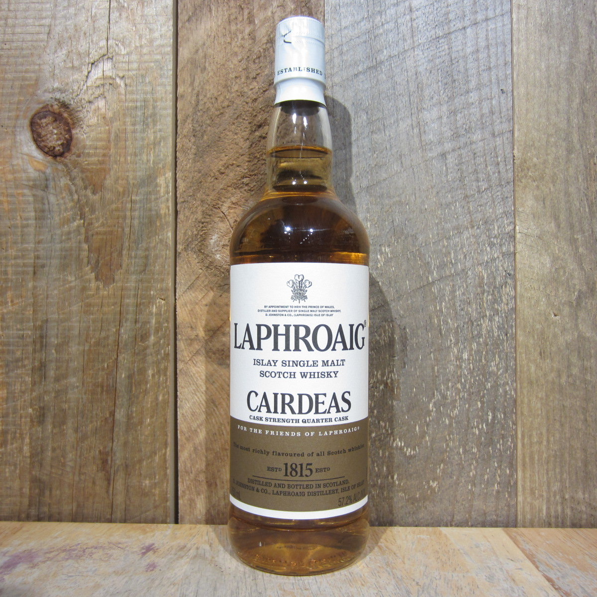 Laphroaig Cairdeas Quarter Cask 114.4 750ml
