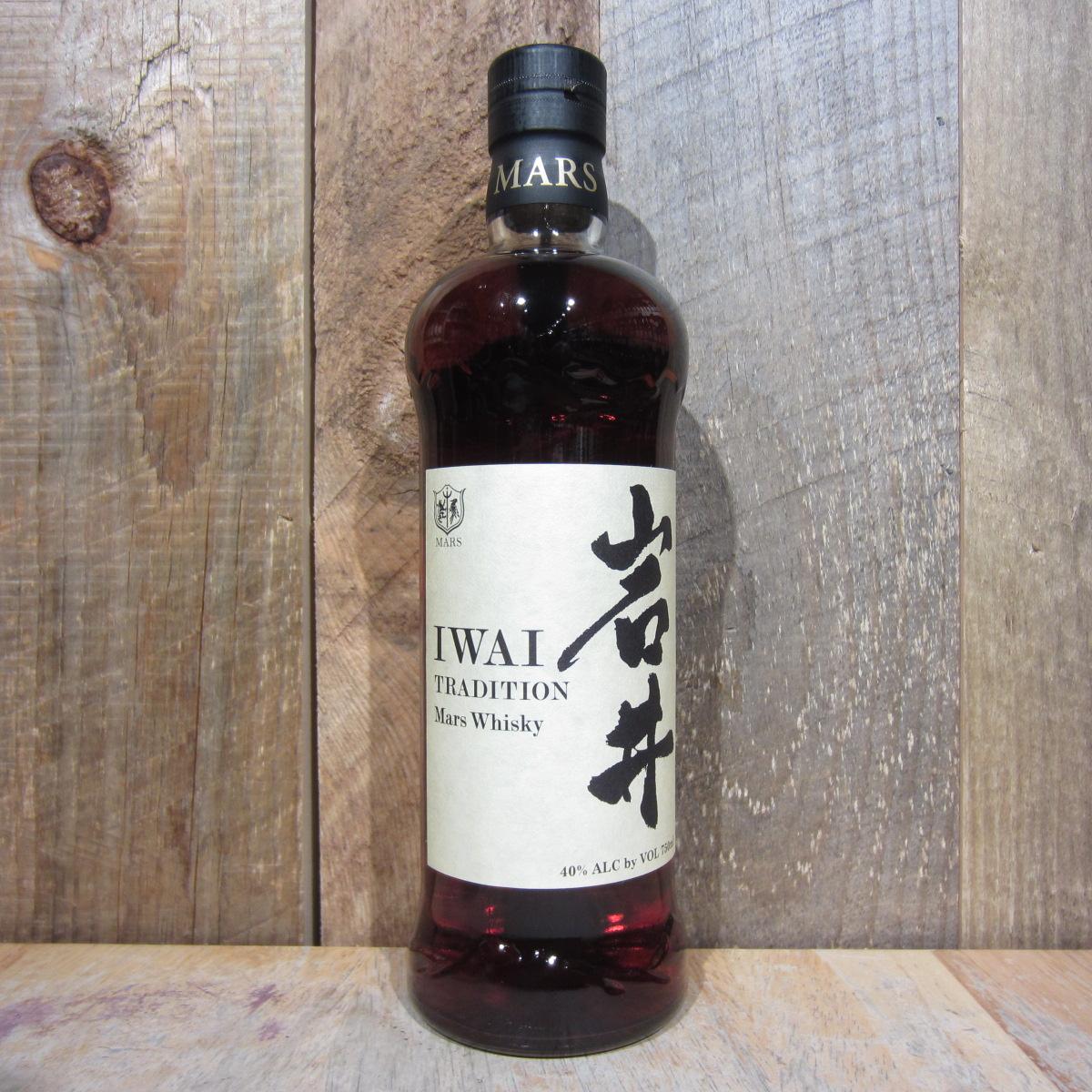 Mars Shinsu Iwai Tradition 750ml