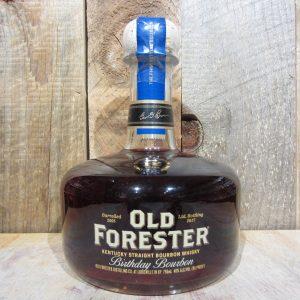 OLD FORESTER BIRTHDAY BOURBON 2018 750ML